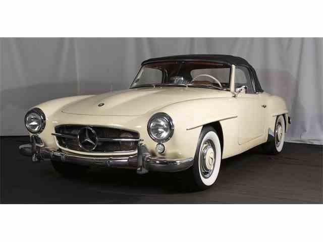 1960 Mercedes-Benz 190SL | 1002605