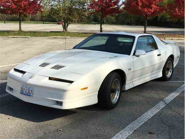 1989 Pontiac Firebird Trans Am GTA | 1002607