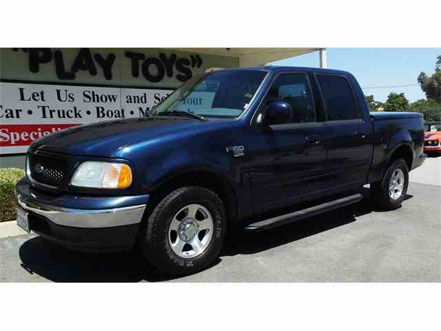 2002 Ford F150 | 1002610
