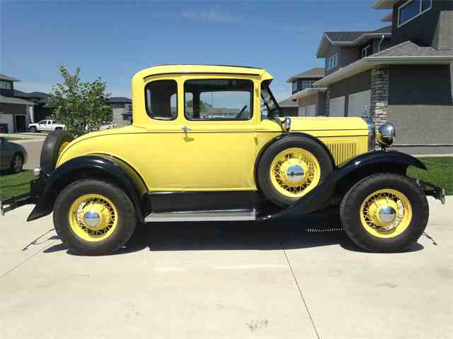 1929 Ford Model A | 1002614