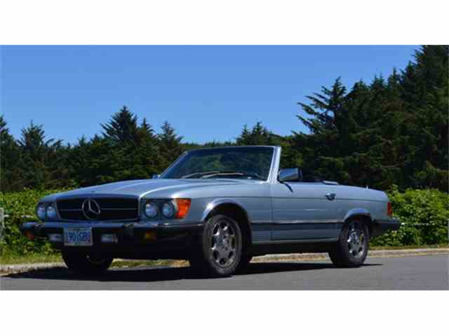 1980 Mercedes-Benz 450SL | 1002615