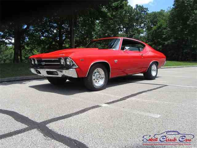 1969 Chevrolet For Sale On Classiccars Com 584 Available
