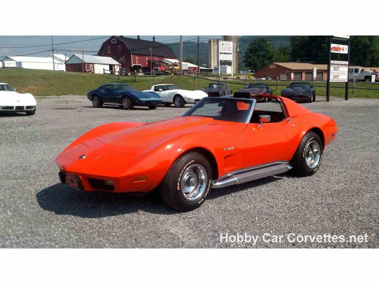 Large Picture of '76 Corvette located in Pennsylvania - $18,999.00 - LHMM