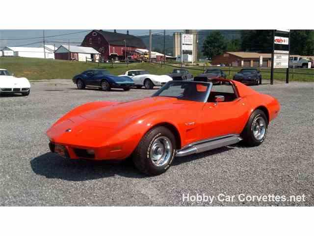 1976 Chevrolet Corvette | 1002622