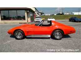 Picture of 1976 Chevrolet Corvette located in Martinsburg Pennsylvania Offered by Hobby Car Corvettes - LHMM