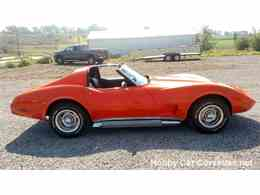 Picture of '76 Chevrolet Corvette located in Martinsburg Pennsylvania - $18,999.00 Offered by Hobby Car Corvettes - LHMM