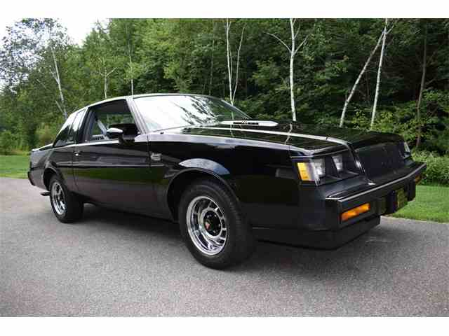 1986 Buick Grand National | 1000263