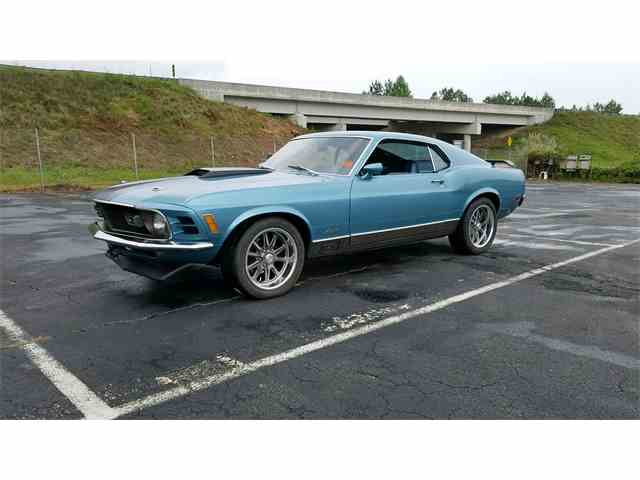 1970 Ford Mustang | 1002634