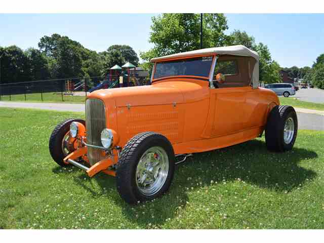 1929 Ford Model A Hi-Boy | 1000264