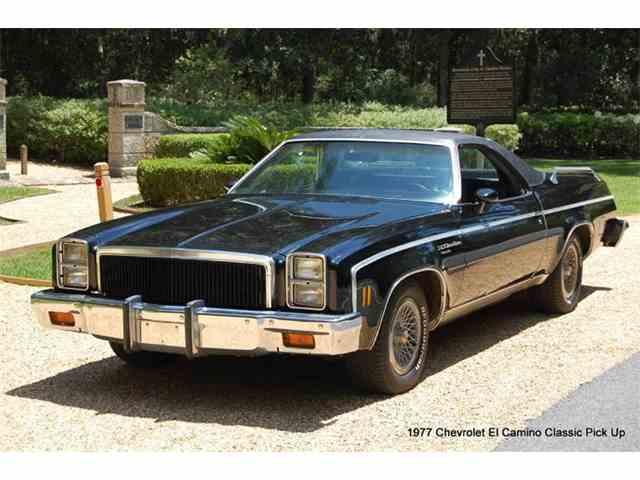 1977 Chevrolet El Camino | 1002648