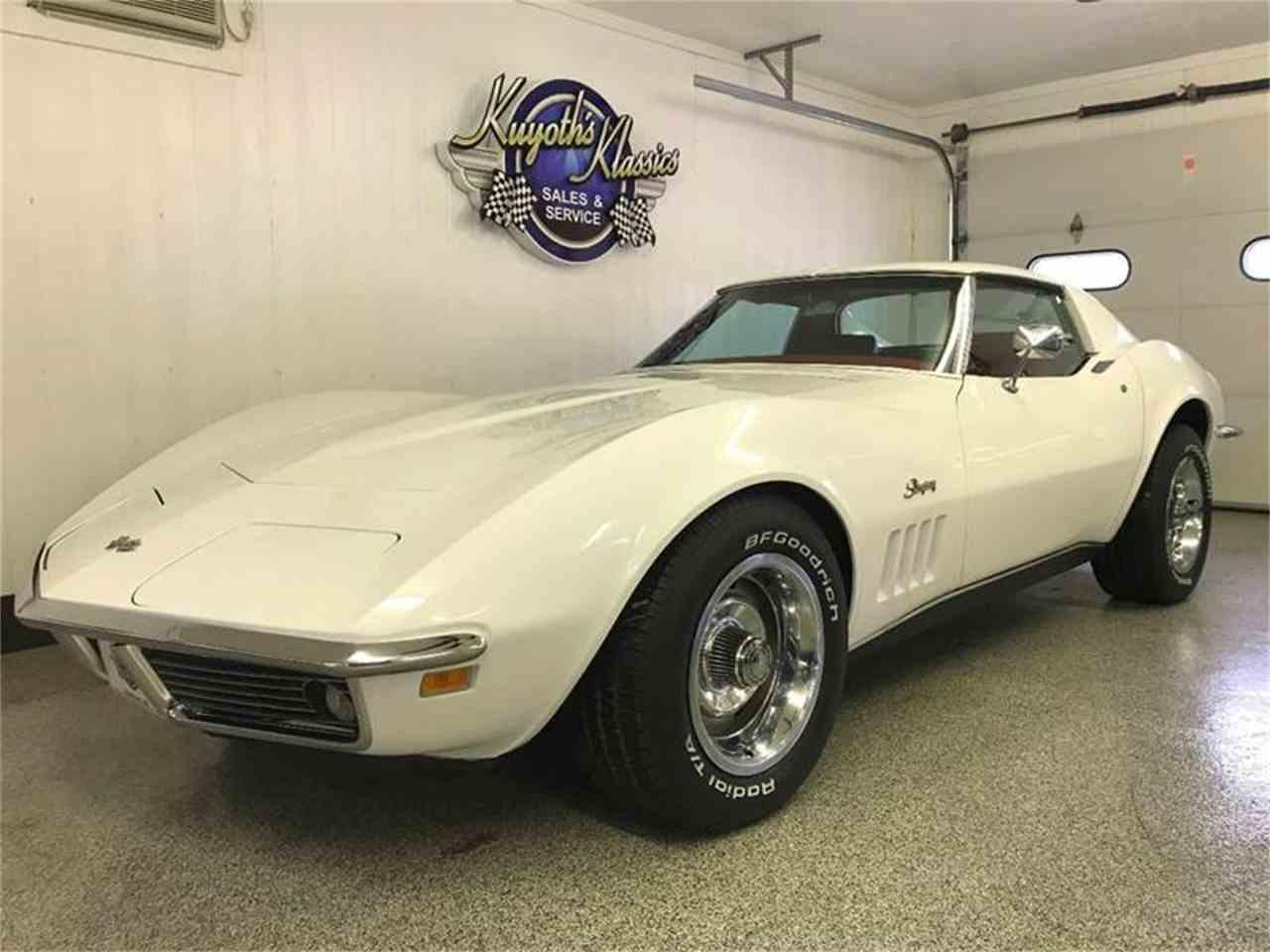 1969 Chevrolet Corvette for Sale - CC-1000265