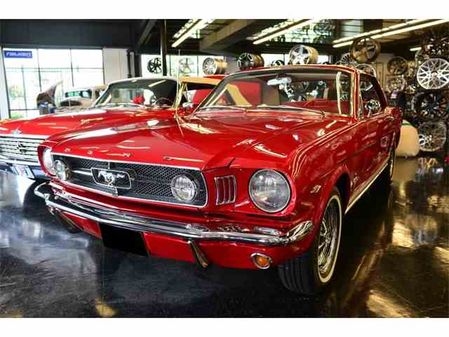 1965 Ford Mustang | 1002653