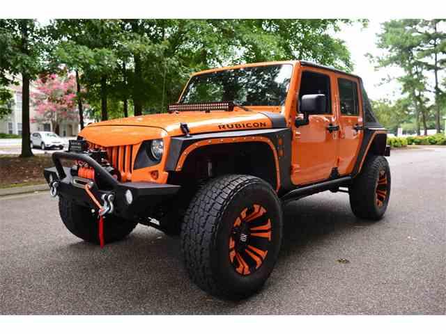 2012 Jeep J K Wrangler Rubicon | 1002655