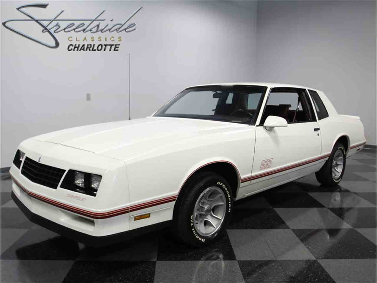 1987 chevrolet monte carlo ss for sale cc 1002659. Black Bedroom Furniture Sets. Home Design Ideas