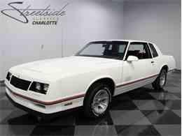 1987 Chevrolet Monte Carlo SS for Sale - CC-1002659