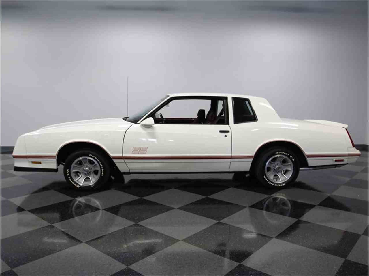 All Chevy 1987 chevrolet monte carlo ss : 1987 Chevrolet Monte Carlo SS for Sale | ClassicCars.com | CC-1002659
