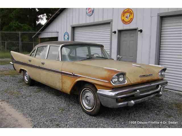1958 DeSoto Fireflite | 1000266