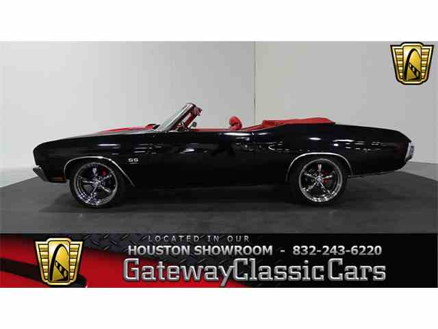 1970 Chevrolet Chevelle For Sale On Classiccars Com 169