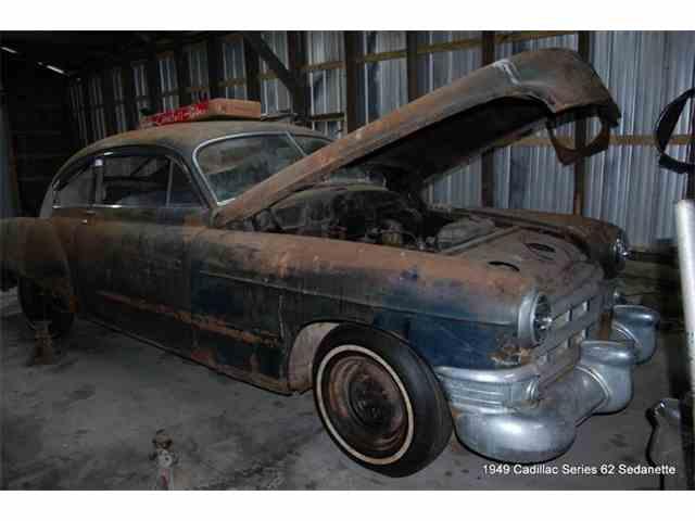 1949 Cadillac Series 62 | 1000267