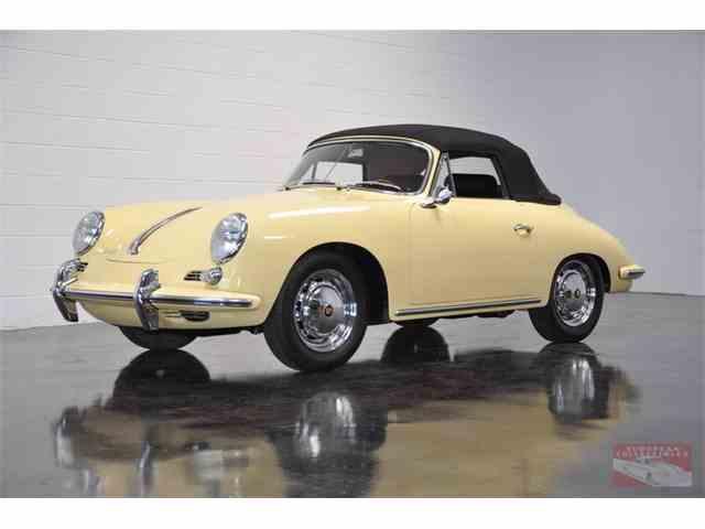 1964 Porsche 356SC   1002670
