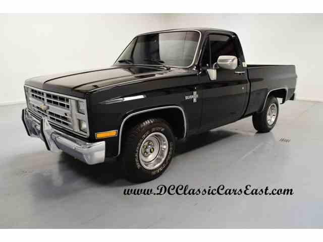 1986 Chevrolet C/K 10 | 1002671