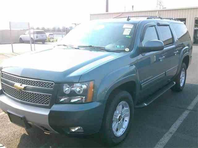 2009 Chevrolet Suburban | 1002678