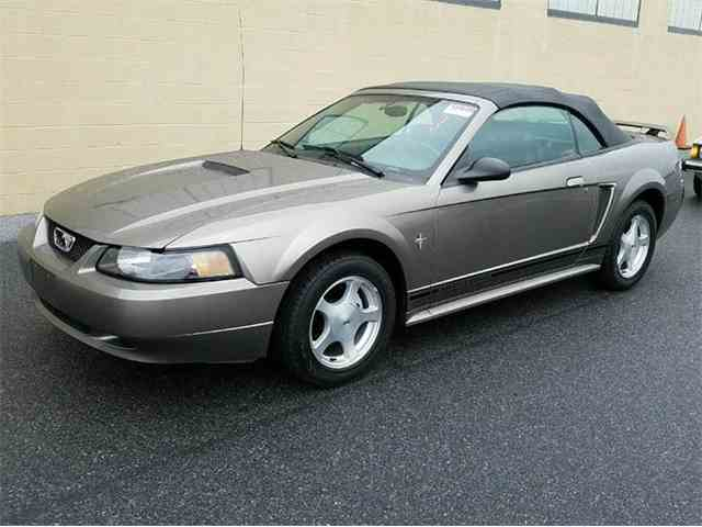 2001 Ford Mustang | 1002680