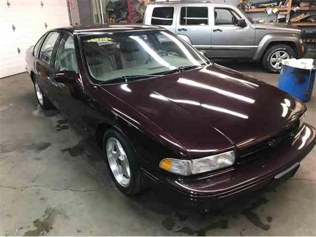 1996 Chevrolet Impala | 1002681