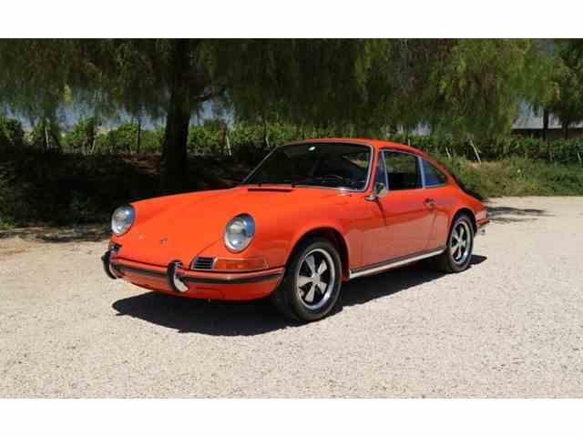 1970 Porsche 911E | 1002683