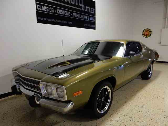 1974 Plymouth Satellite | 1002688