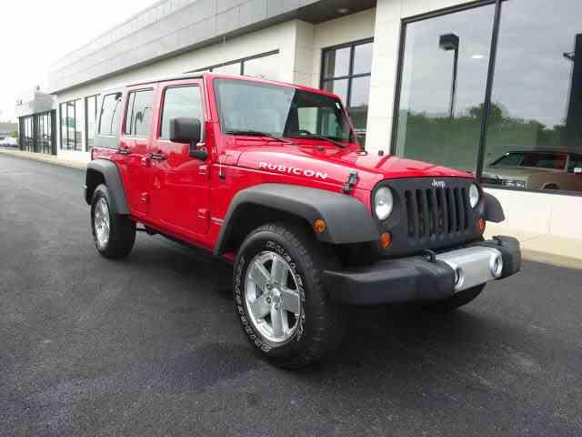 2009 Jeep Wrangler | 1002694
