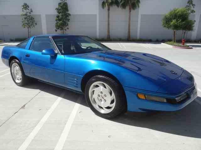 1993 Chevrolet Corvette | 1002711