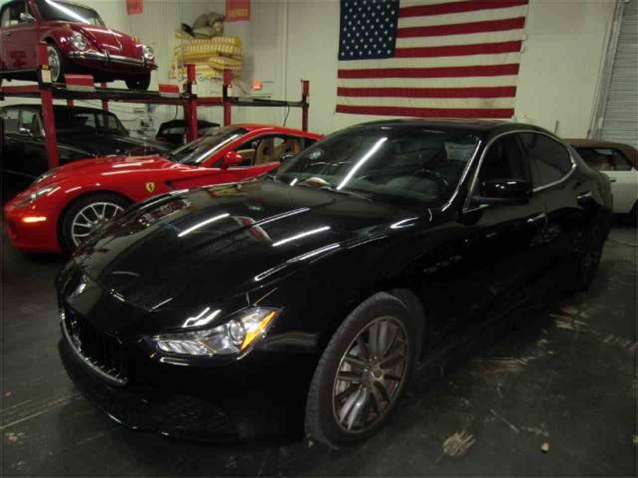 2014 Maserati Ghibli for Sale - CC-1002719