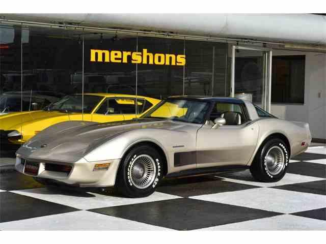1982 Chevrolet CorvetteCollector Edition   1002726