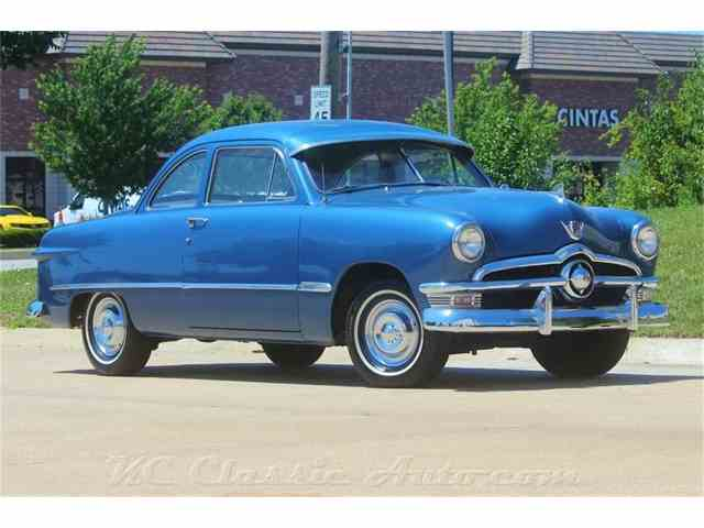 1950 Ford Coupe Custom 3spd | 1002737