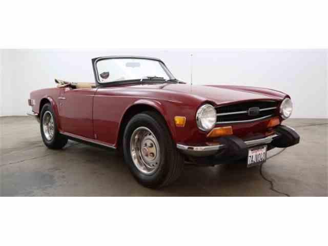 1974 Triumph TR6 | 1002739