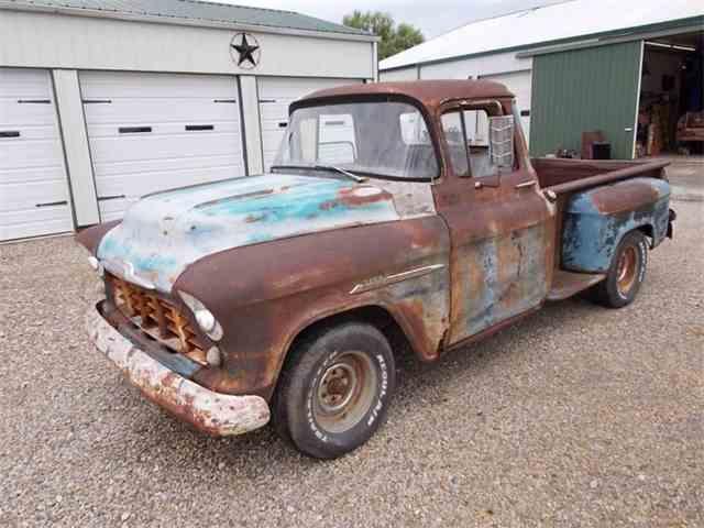 1955 Chevrolet 3200 | 1002740