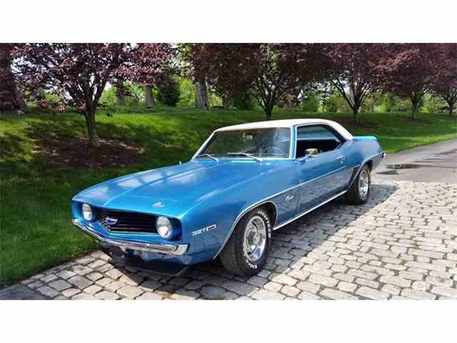 1969 Chevrolet Camaro | 1002745