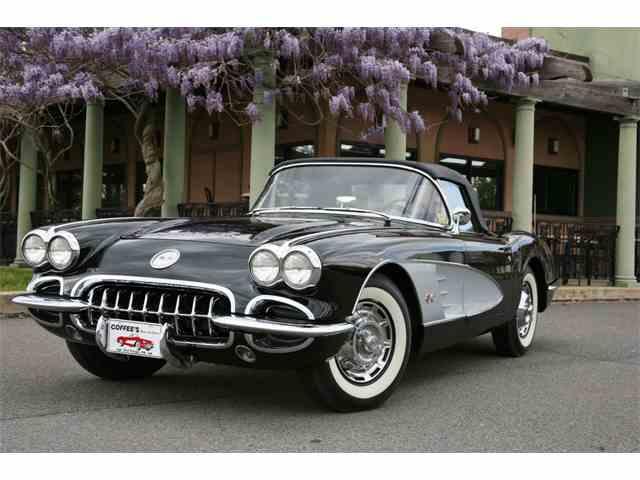 1960 Chevrolet Corvette | 1002767