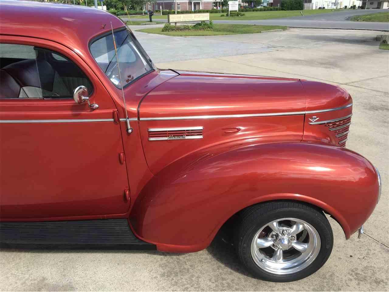 1939 Plymouth 2-Dr Sedan For Sale