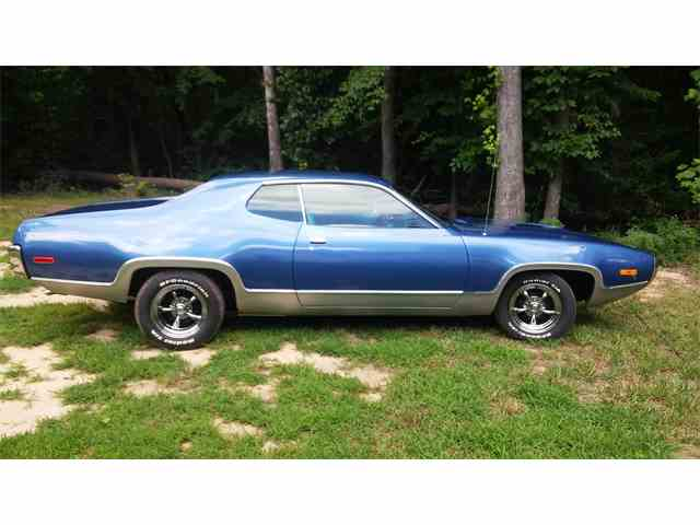 1972 Plymouth Satellite | 1002774