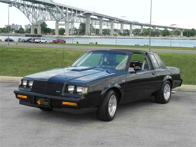 1987 Buick Grand National | 1002781