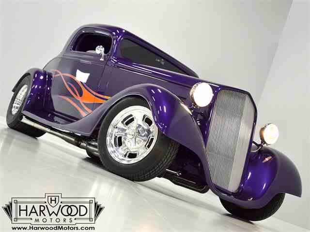 1934 Chevrolet Coupe | 1002784