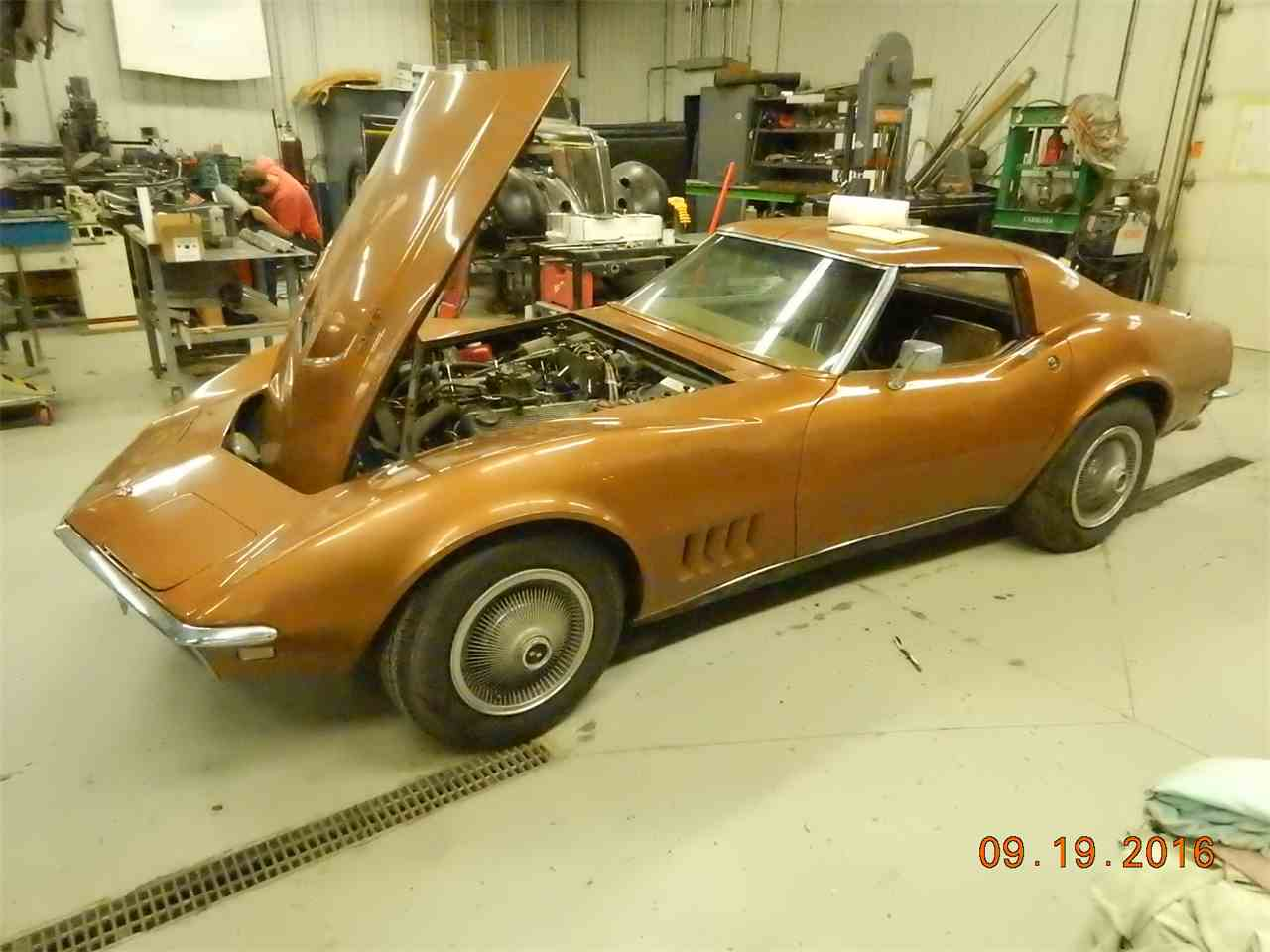1968 Chevrolet Corvette for Sale - CC-1002794