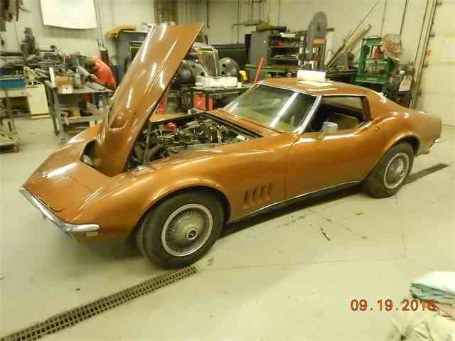 1968 Chevrolet Corvette | 1002794