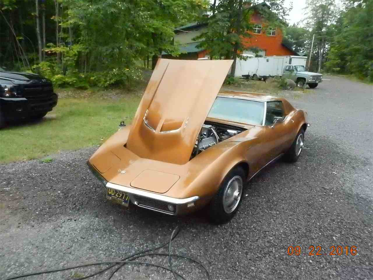 Large Picture of '68 Corvette - LHRE