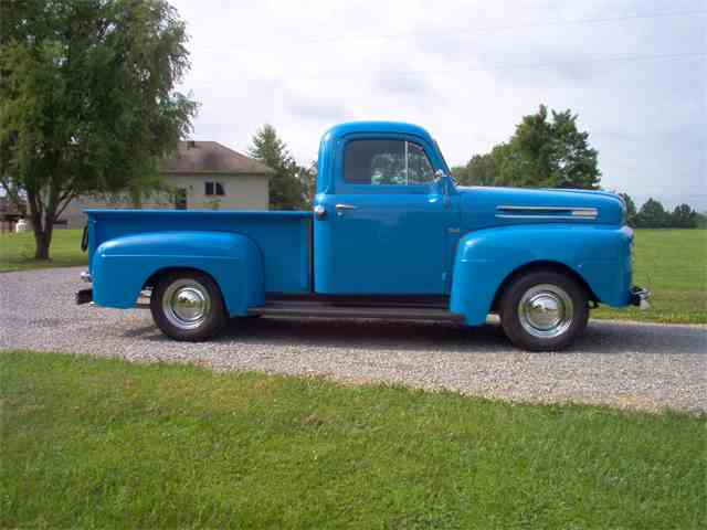 1950 Ford F1 | 1002800