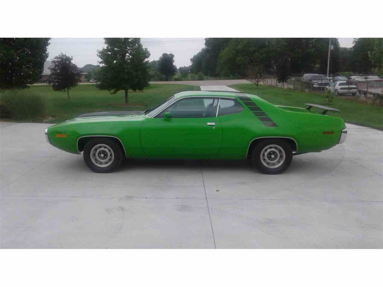 1971 Plymouth Road Runner for Sale - CC-1002808