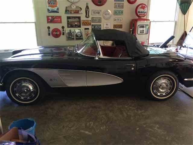 1960 Chevrolet Corvette | 1002812