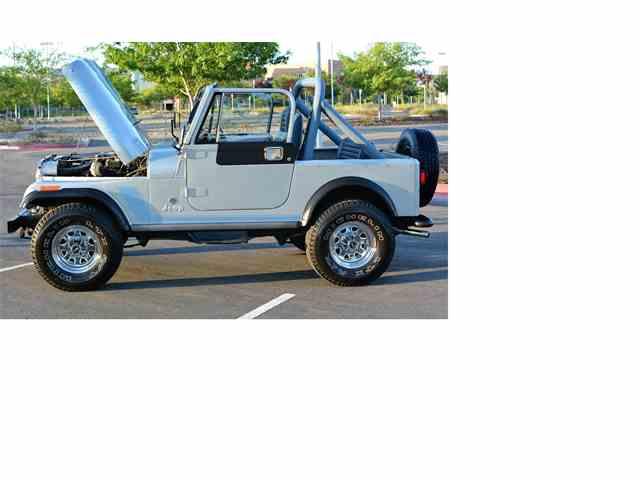1983 Jeep Wrangler | 1002814